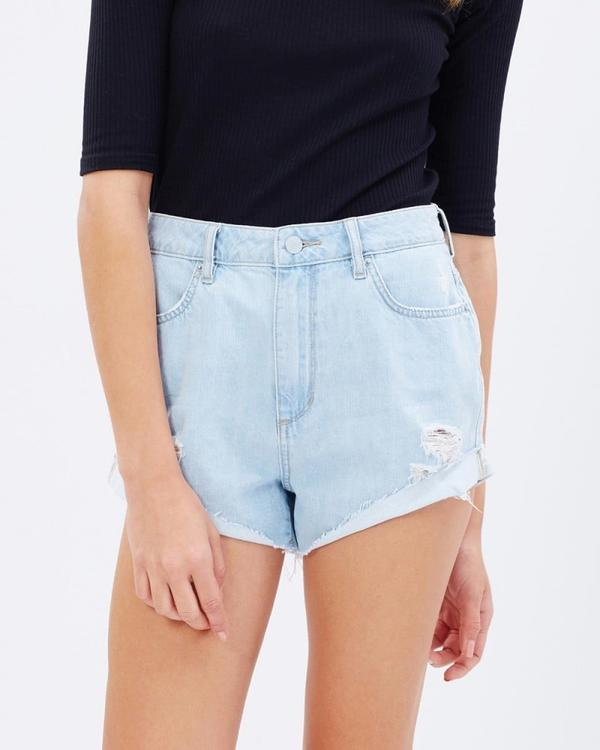 Hi Mom Rigid Shorts by Lee